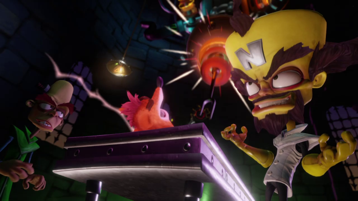Crash Bandicoot N Sane Trilogy how it all began