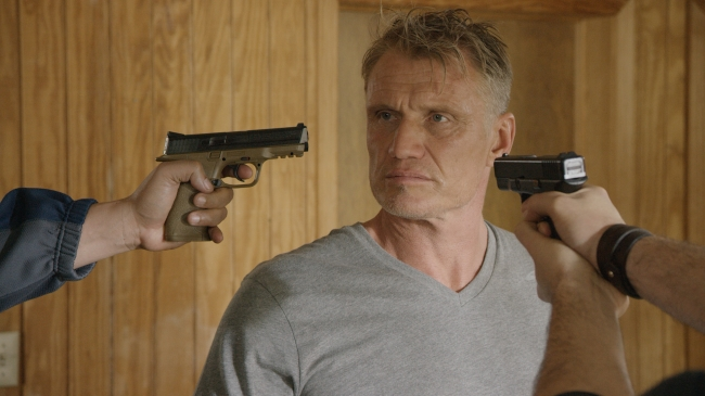 Shark Lake 2015 dolph lungren yes