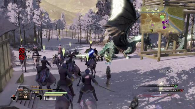 Bladestorm Nightmare dragons