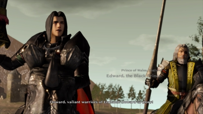 Bladestorm Nightmare edward the black prince