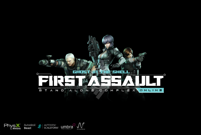 GITS SAC First Assault Online