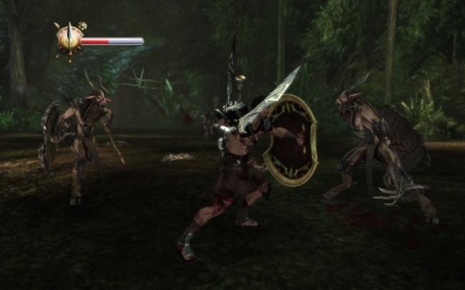 Rise Of The Argonauts combat