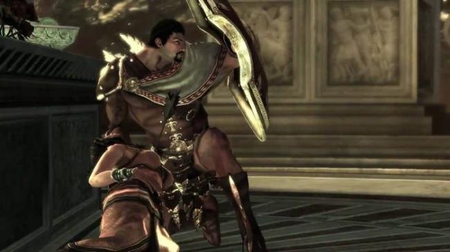 Rise Of The Argonauts la morte di Alceme