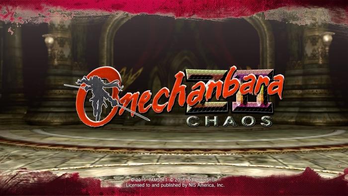 Oneechanbara ZII Chaos
