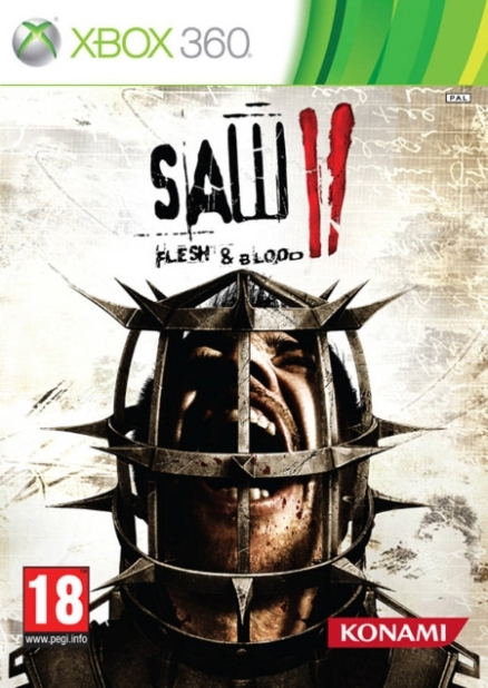 Saw II Flesh and Blood x360 locandina