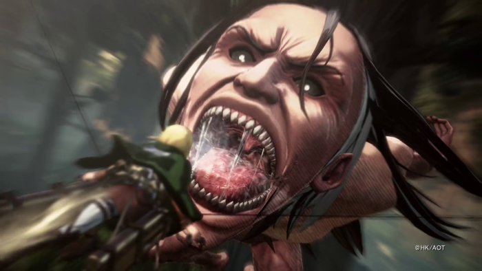 Attack On Titan 2 gnam