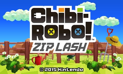 Chibi Robo Zip Lash