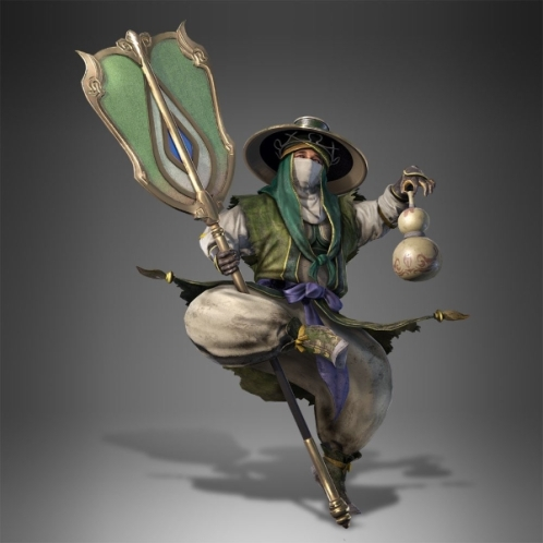 Dynasty Warriors 9 Pang Tong