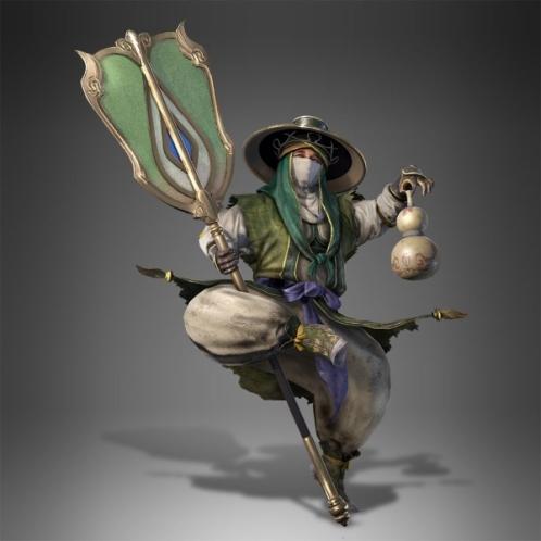 Dynasty Warriors 9 Pang Tong