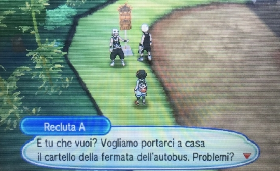 Pokemon Ultraluna adoro questi idioti