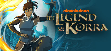 The Legend Of Korra PS3 logo