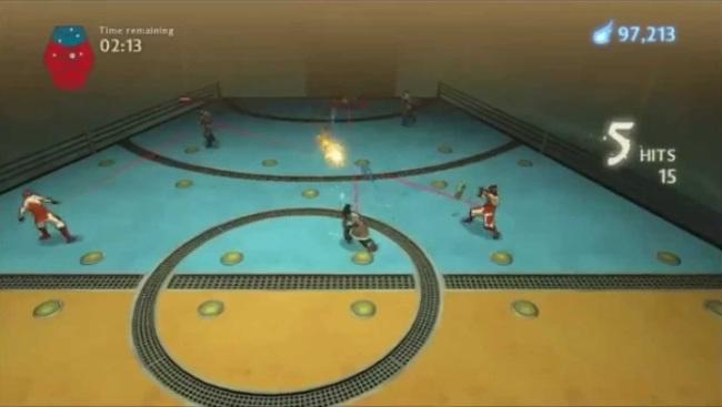 The Legend Of Korra PS3 pro bending