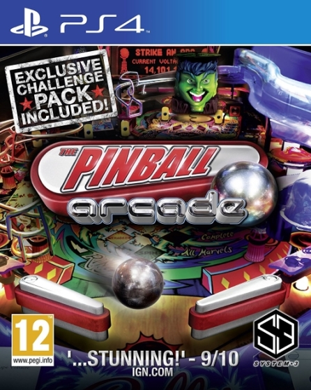 Pinball Arcade Season 1 PS4
