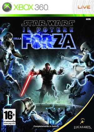 Star wars Il potere della forza 360 cover