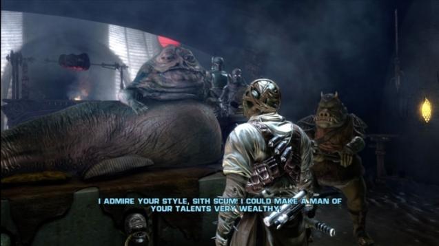 Star Wars Il Potere Della Forza 360 jabba