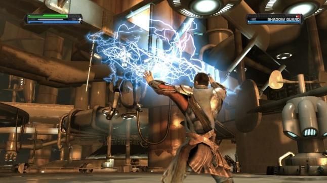 Star Wars Il potere della forza 360 palpatin-ing