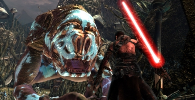 Star Wars Il potere Della Forza x360 rancor smasher