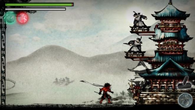 Sumioni Demon Arts psvita gameplay