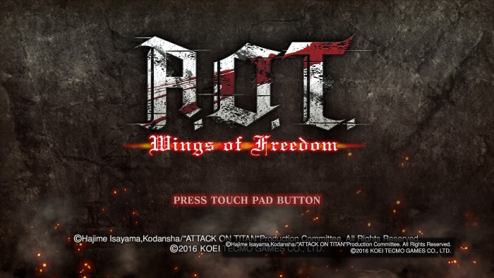 A. O. T. Wings of Freedom
