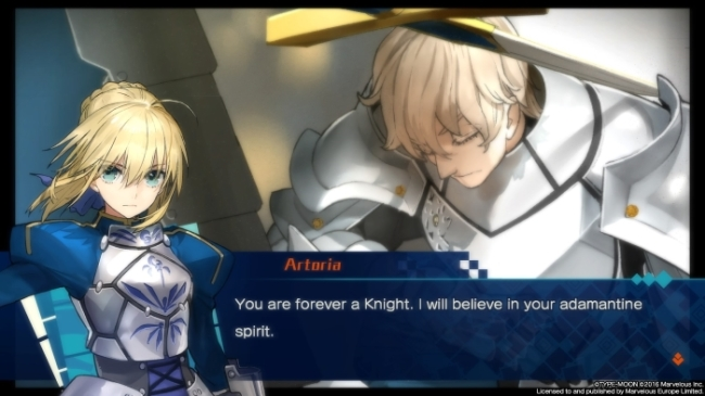 Fate Extella artoria and gawain