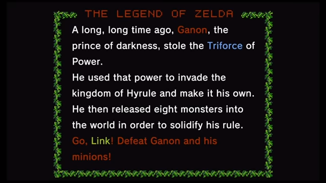 Hyrule Warriors WIIU adventure mode intro