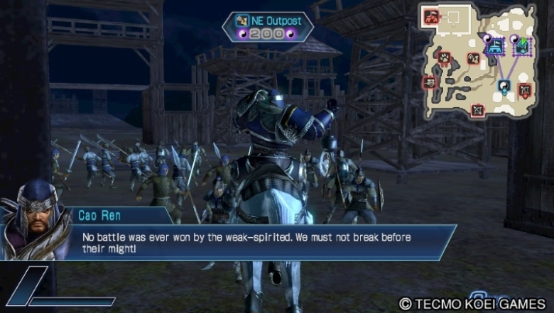 Dynasty Warriors NEXT gameplay.jpg