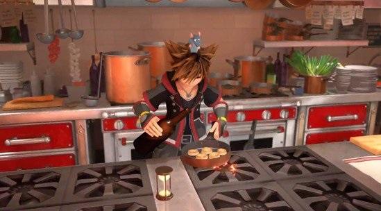 Kingdom Hearts 3 remì