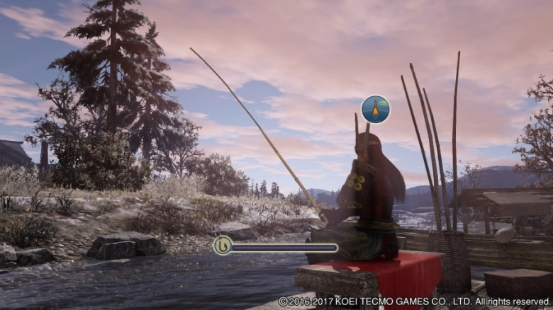 Samurai Warriors Spirit Of Sanada PS4 fishin hole.jpg
