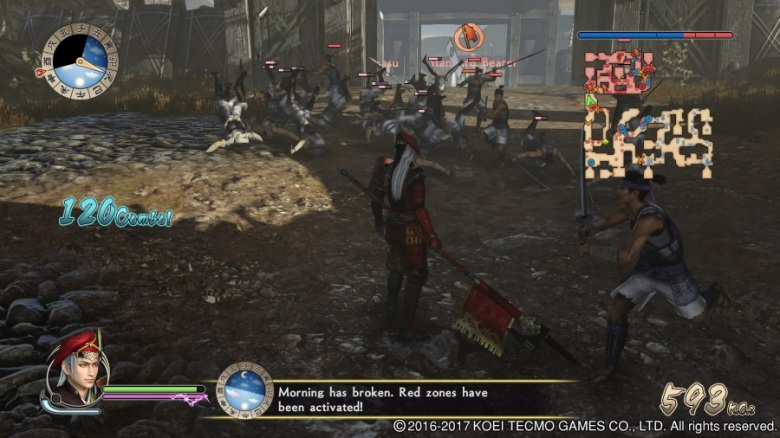 Samurai Warriors Spirit Of Sanada PS4 gameplay.jpg