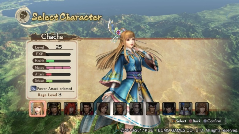 Samurai Warriors Spirit Of Sanada PS4 some new faces.jpg
