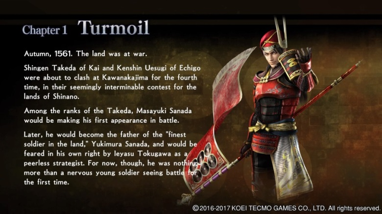 Samurai Warriors Spirit Of Sanada PS4 story.jpg