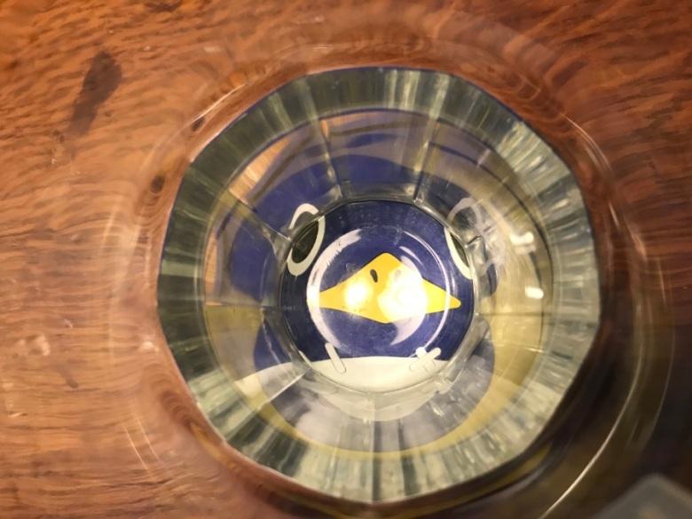 Disgaea 1 Complete prinny coaster.JPG